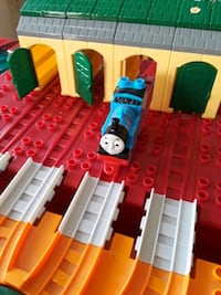 Thomas the Train/Tidmouth Sheds St. George, 84770