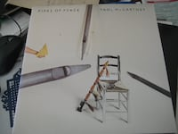 PAUL MCCARTNEY -  PIPES OF PEACE - 1983 MPL.Columbia Records TORONTO