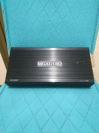 Mgaudio Mg-5 Mini 5 Kanal Amfi