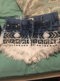 Shorts... I paid 95.00 for each. Would like to get at least half back. Size small.... never worn... brand new...! Lincoln, 68521