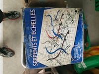 Shots snakes and ladders London, N5V 5B8
