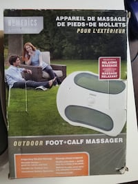 Homemedics calf Massager  Toronto, M6S