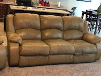Leather couch and Love seat Cantonment, 32533