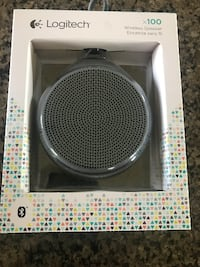 New Logitech Wireless Speaker for Smartphones and Tablets Woodbury