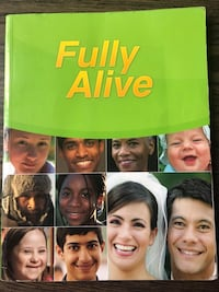 Fully Alive Textbook