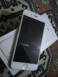 İPhone 6 16 gb slver 8440 km