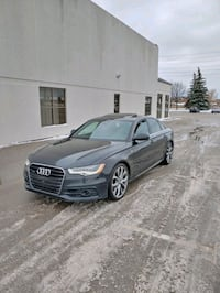 2012 Audi A6 3.0T quattro S-Line / 12mth Warranty  Vaughan