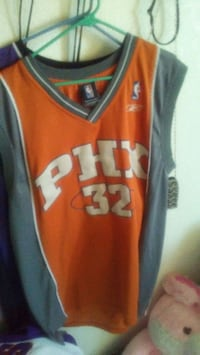 red and white Chicago Bulls 23 jersey Phoenix, 85339