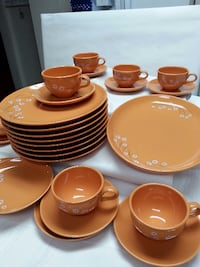 Iroquois Casual China by Russel Wright Shelbyville