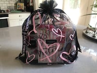 New Victoria's Secret lotion, perfume and roll on perfume gift bag set Occoquan, 22125