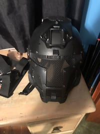 Airsoft/paintball medieval hatch opening helmet Mansfield, 44903