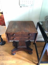 Antique wooden table drawer  Needham, 02492
