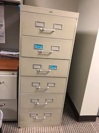 File Cabinet - Price: $25 (OBO) Washington, 20036