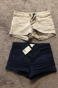 Two pairs of women's shorts Thames Centre, N0L 1G3