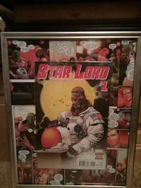 Star Lord #1 comic book picture