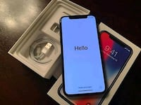 Brand New iPhone x (Unlocked)256GB Seoul