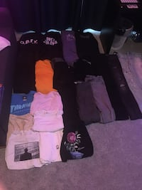 Cloths for sale (shirts, hoodies, jeans & more) Anmore, V3H 4W5
