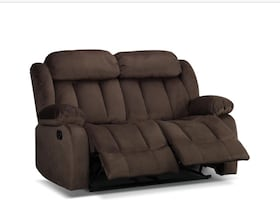 Loveseat reclining