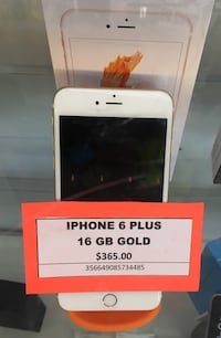 iPhone 6 Plus  Silver Spring, 20904