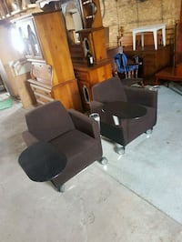 Pair of chairs  Brampton, L6X