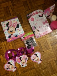 1st birthday minnie mouse party decorations