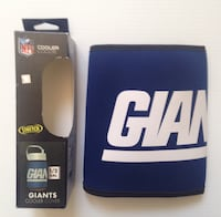NFL COOLER COOZIE - GIANTS 1/2 GALLON COOLER COVER Avondale, 85392