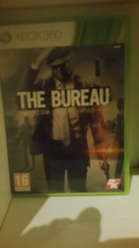 The bureu - xbox 360