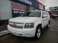 2007 CHEVROLET TAHOE LTZ *FR $499 DOWN GUARANTEED FINANCE 4WD Des Moines