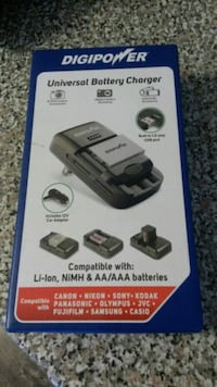 Universal battery charger Kitchener