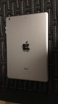 space gray iPad