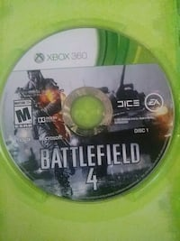 Battlefield4 xbox360 used