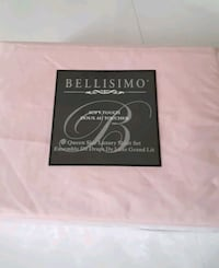 Bellisimo Queen Size Bed Sheets  Toronto, M6H 3Y3