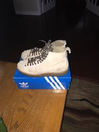 Adidas Neighbourhood ShellToe Boots