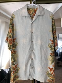 Tommy Bahama button down  Newport Beach, 92625