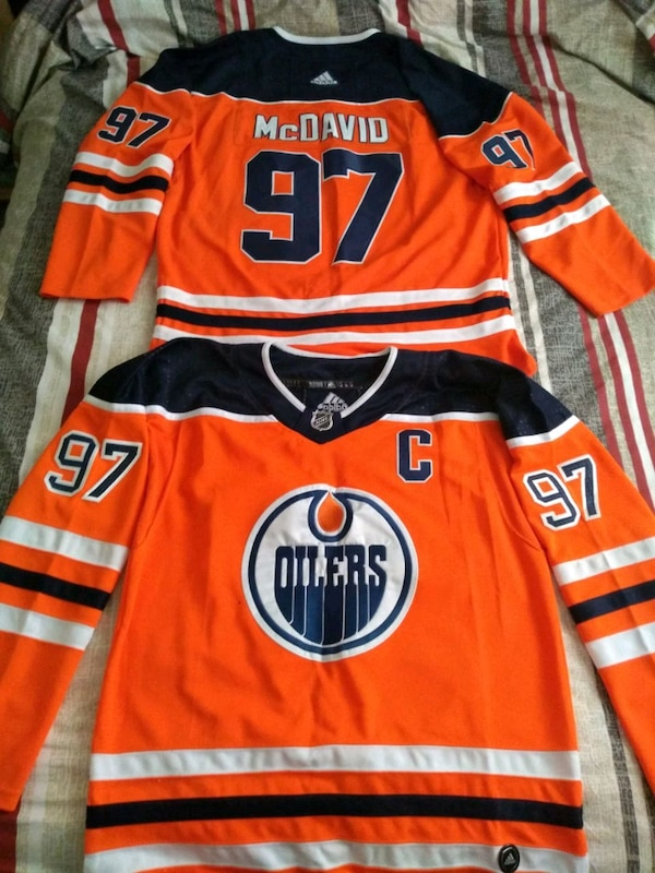 release date dd631 e48d7 Connor McDavid jerseys, both for $260