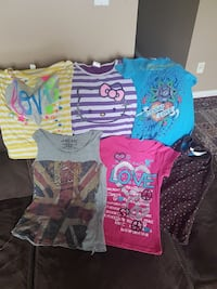 Girls size 10/12 clothing  Coquitlam, V3B 4T4