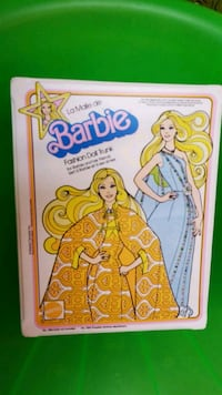 Barbie Doll Box Maple Ridge, V2X 2X6