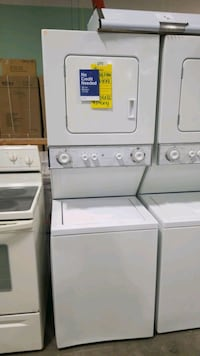 Ge electric laundry center 24x72.  Hauppauge