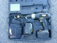 black and gray cordless power drill Ottawa, K4A