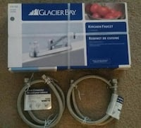 Chrome Kitchen Faucet New Wasaga Beach, L9Z 2E2