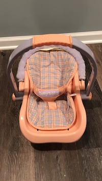 Bitty Baby American Girl car seat carrier