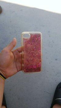 pink and white iPhone case Fullerton, 92833