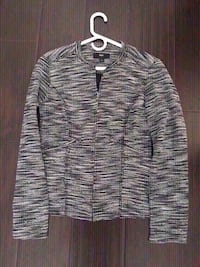 New grey jacket size medium. Colton, 92324