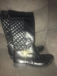 Leather boots size 9 Redding, 96001