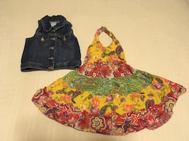 Child's 4T Clothing