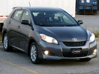 Toyota - Matrix - 2010 Fog Lights Alloys Mississauga, L4Y 2B8
