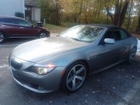 2009 BMW 6 Series Convertible Upper Marlboro