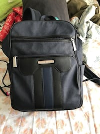 black and blue leather backpack Hialeah, 33015