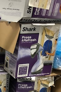 Shark press and refresh Mississauga, L4Y 2P5