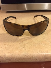 black framed sunglasses with black lens Kelowna, V1W 3S9